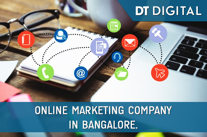online marketing company in Bangalore
